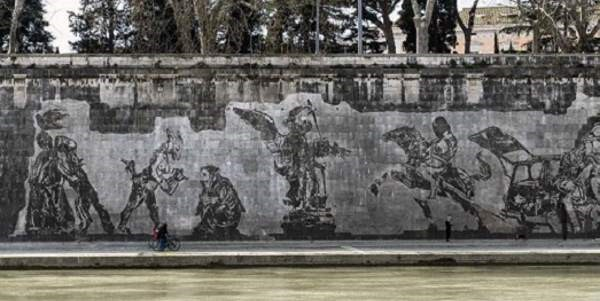 Triumphs and Laments di William Kentridge