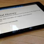 digitalhistory