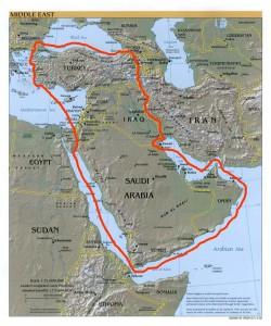 Accordo della Linea Rossa