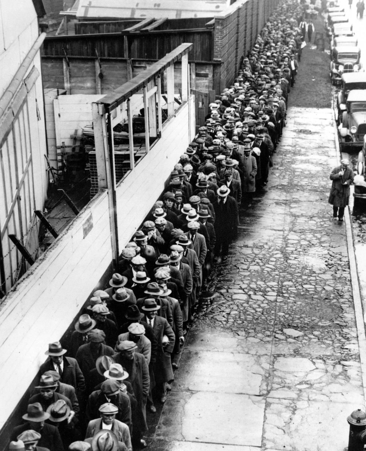 Le crisi dell'età contemporanea: 1929, 1973, 2008