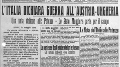 Il centenario della prima guerra mondiale nel web