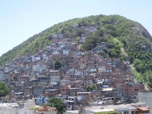 Favela di Rio de Janeiro