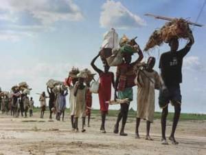Profughi in Eritrea