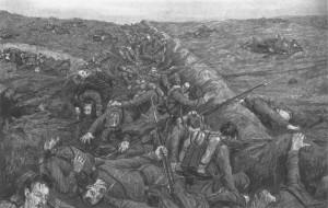 Die Vernichtung Prima guerra mondiale