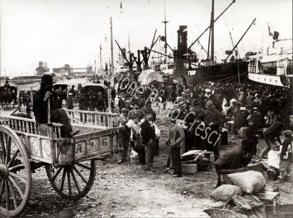 Argentina, Buenos Aires, 1900 circa.