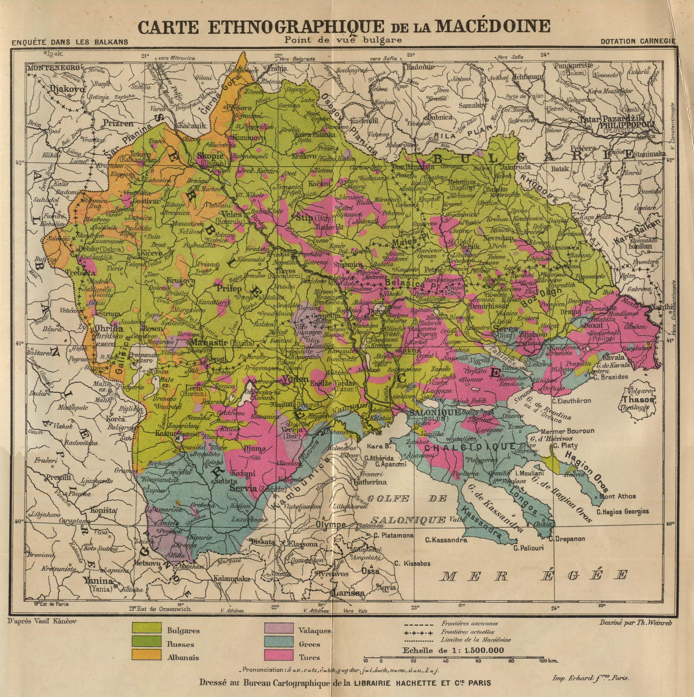 An Ethnic Map Of Europe In 1915 4500x3665 Mapporn