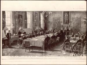 """London Peace Treaty Signing 30 May 1913"" by Unknown - scanned. Licensed under Public domain via Wikimedia Commons."