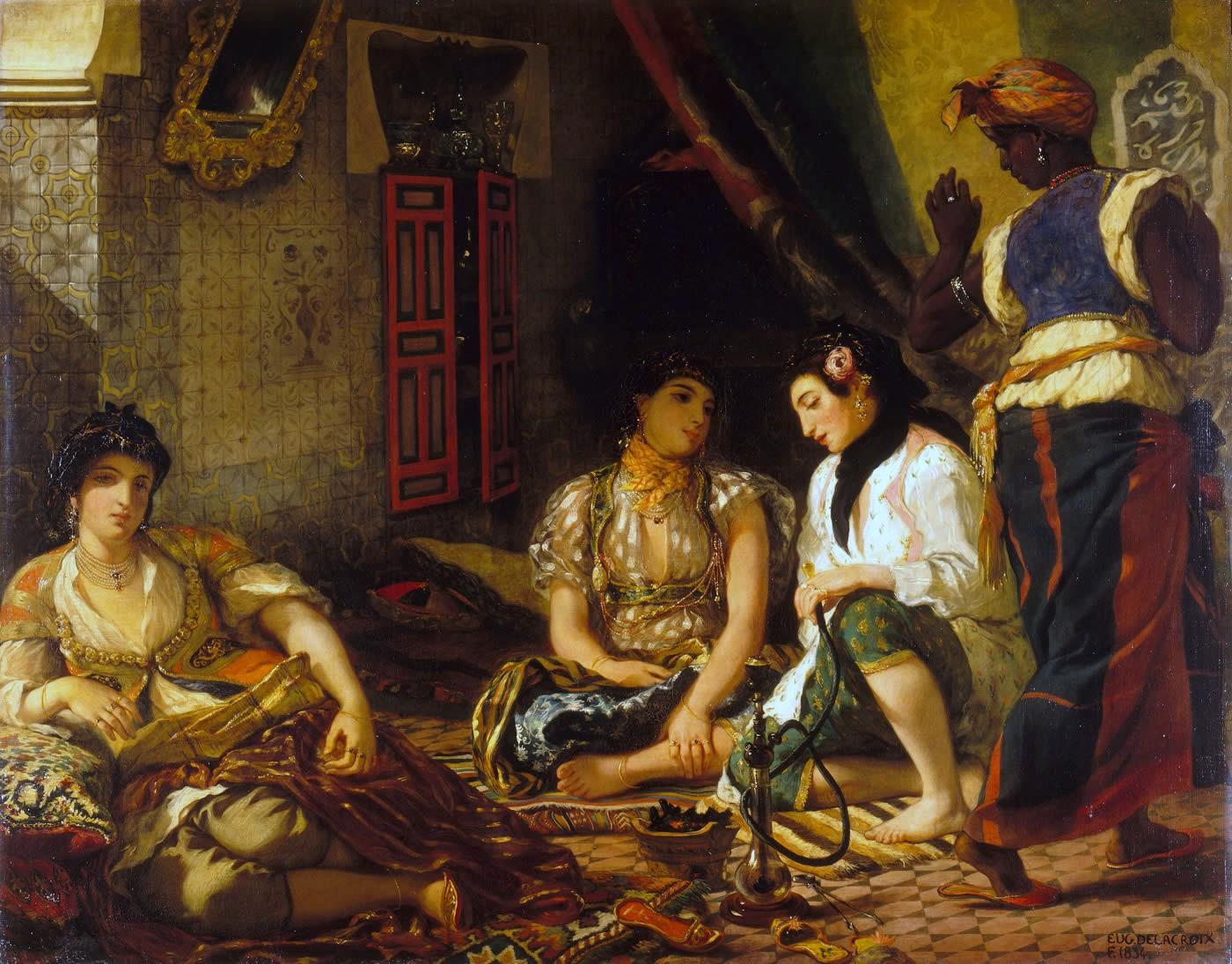 """Orientalismo. L'immagine dell'Oriente come """"l'altro"""" della cultura europea"""