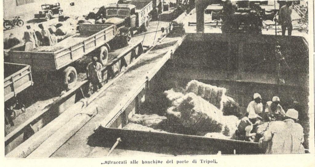 da «L'Azione Coloniale»,Numero Speciale Autarchico Fuori Serie, Giovedì 18 Gennaio 1940, Anno X numero 3 bis, p.1