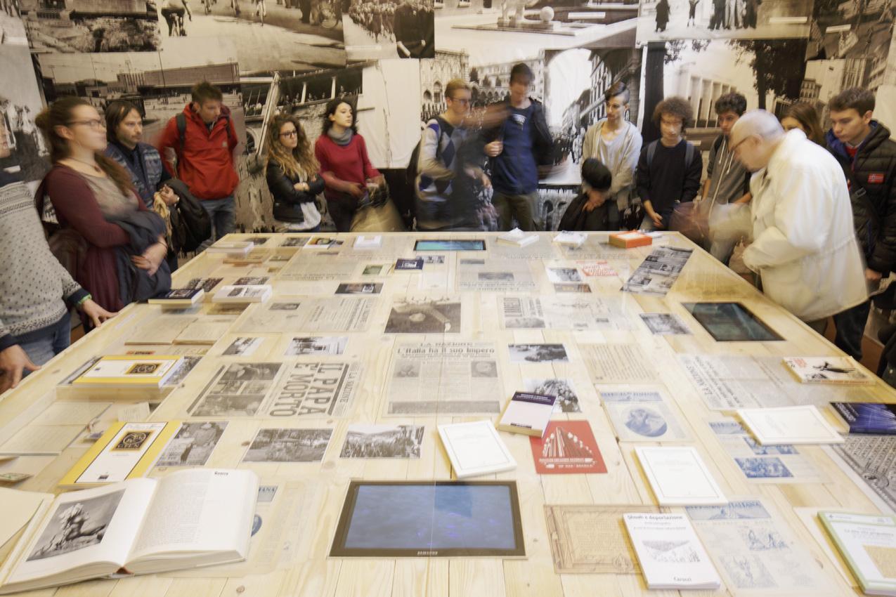 Firenze 1940-1944: nuovi modi di raccontare l'esperienza di una città in guerra