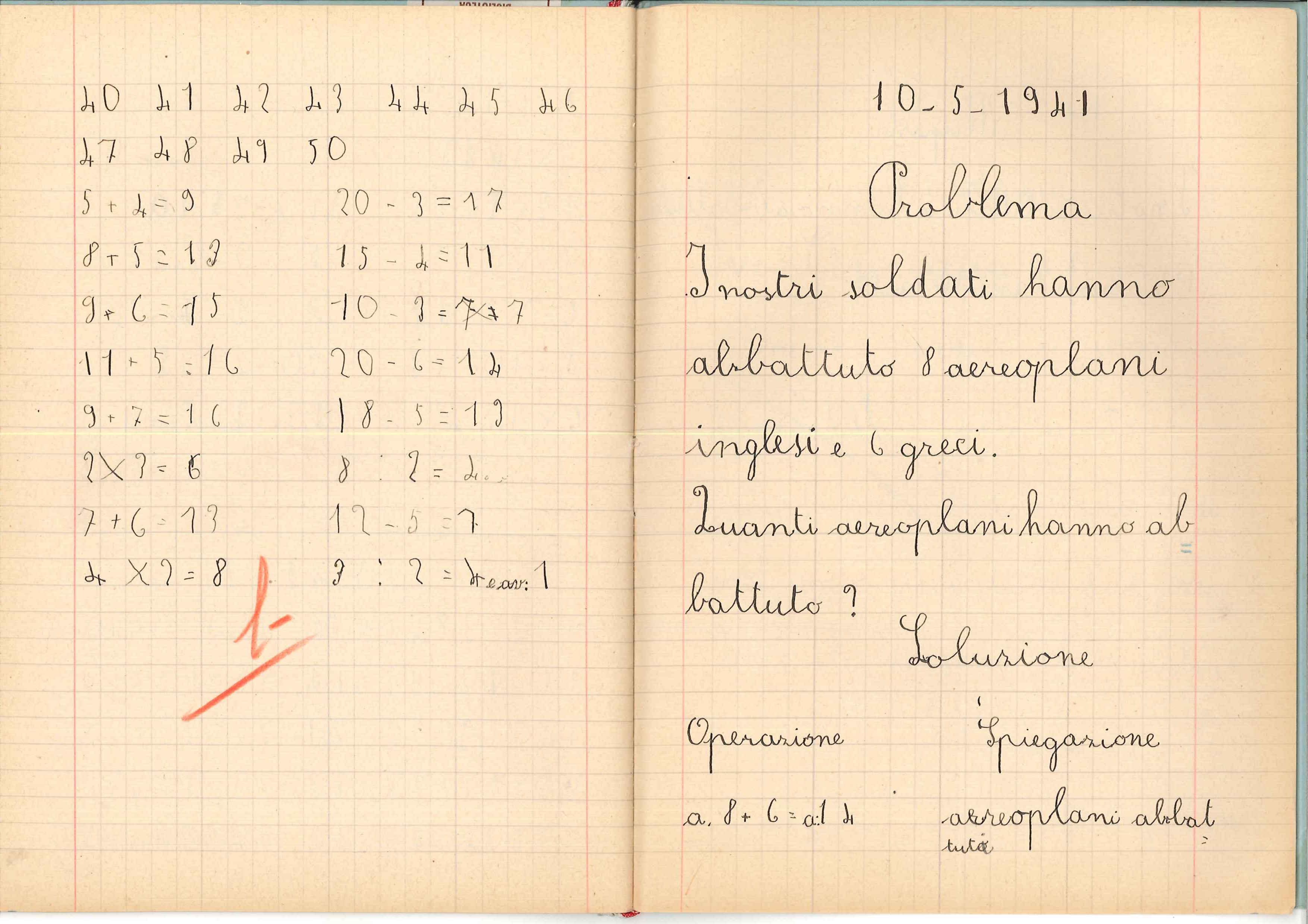 Un'esperienza di didattica laboratoriale: la mostra Firenze in guerra 1940-1944