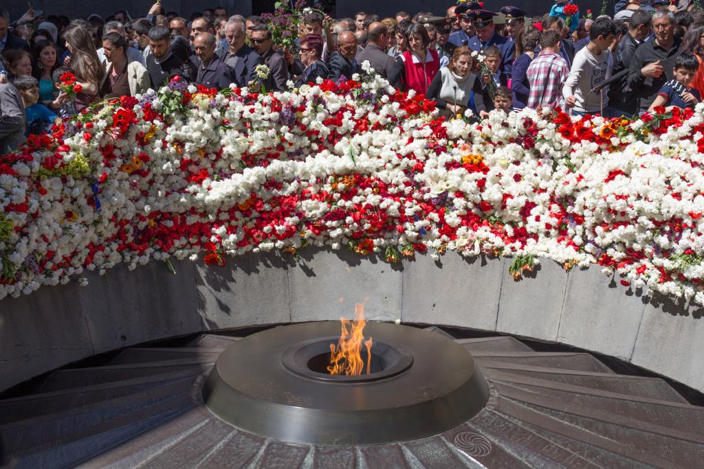 fonti e memoria del genocidio armeno