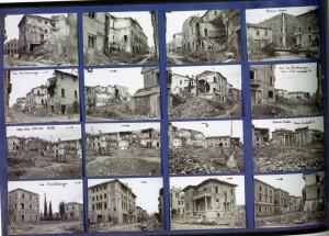 Collage distruzioni