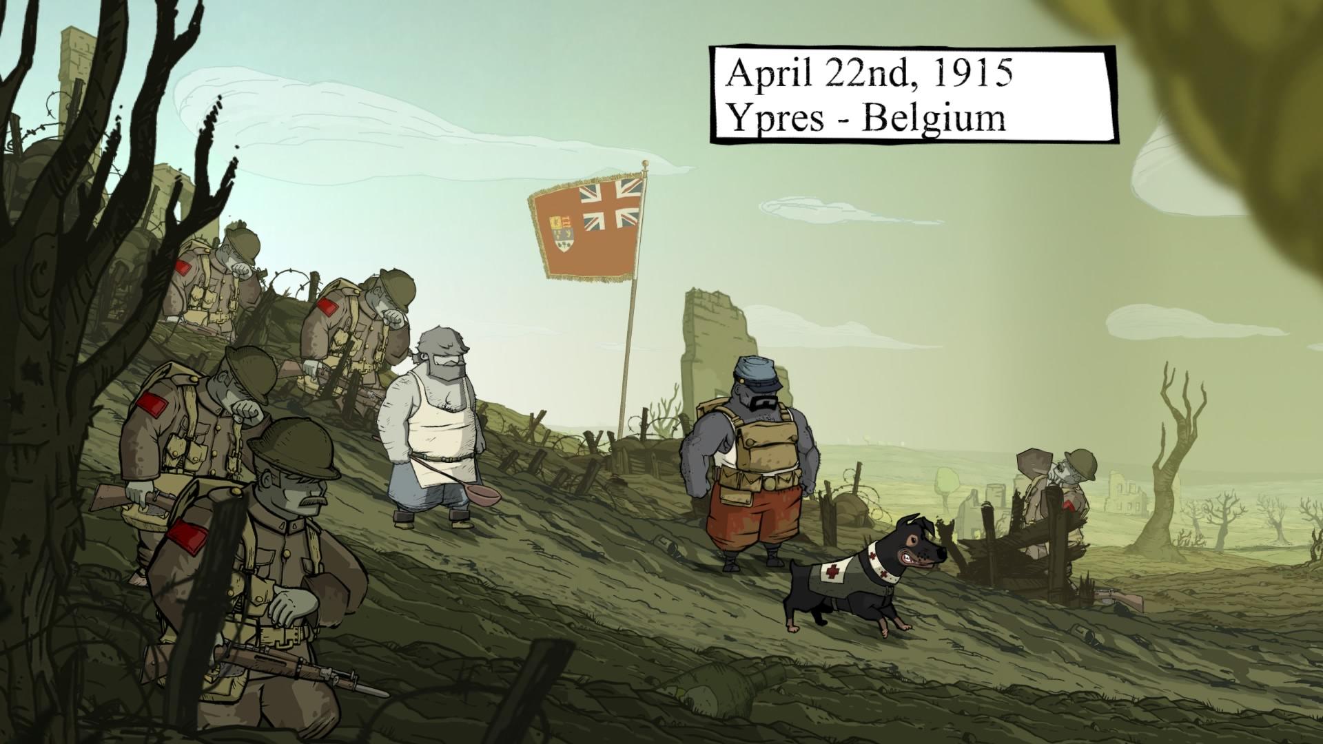 La Prima guerra mondiale nei videogiochi