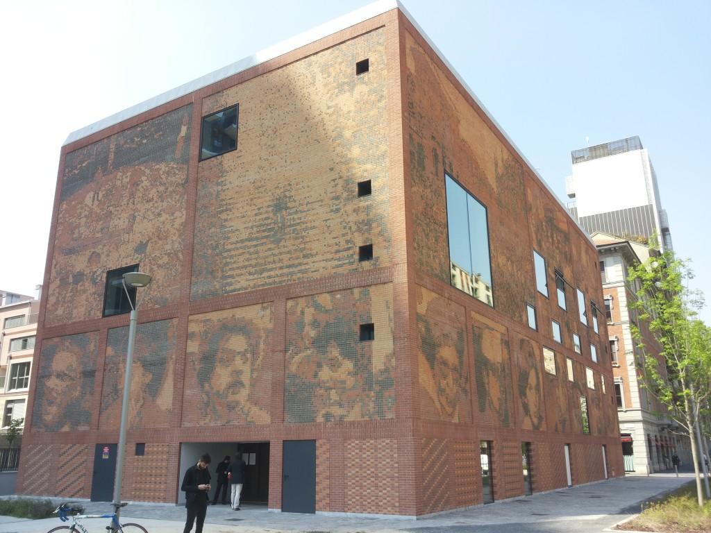 La casa della memoria di Milano