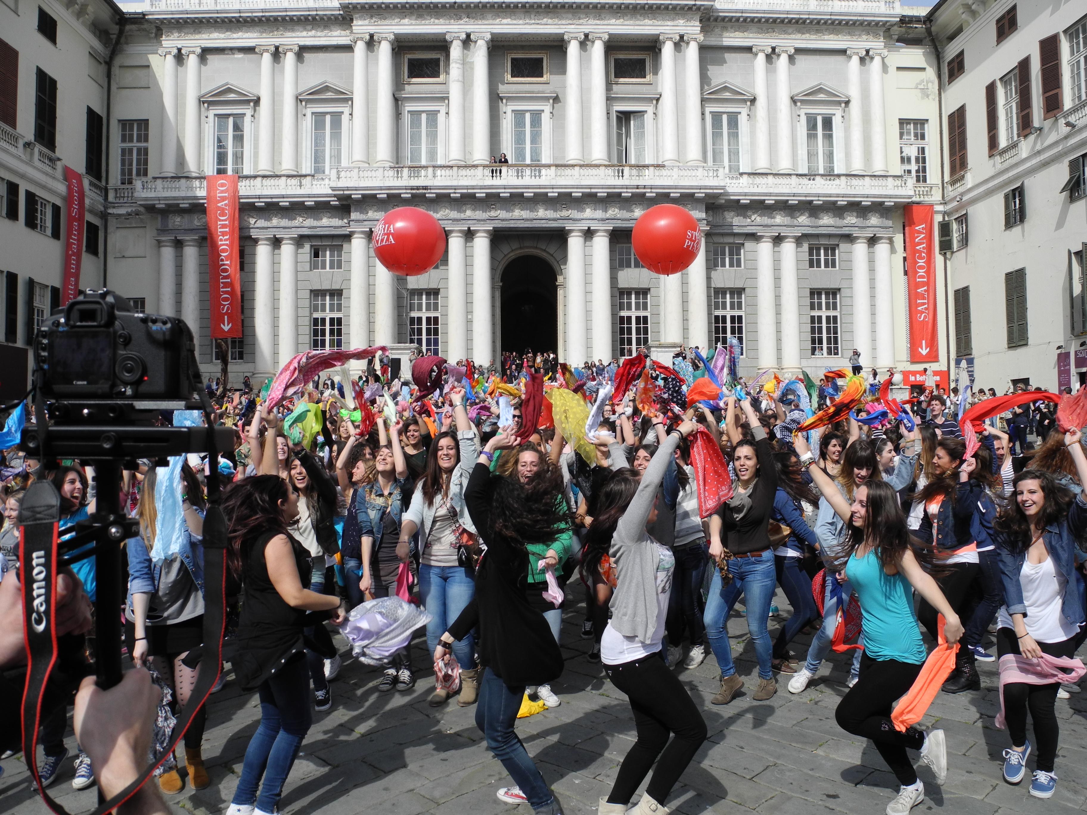 La Storia in piazza. Public history di alto livello