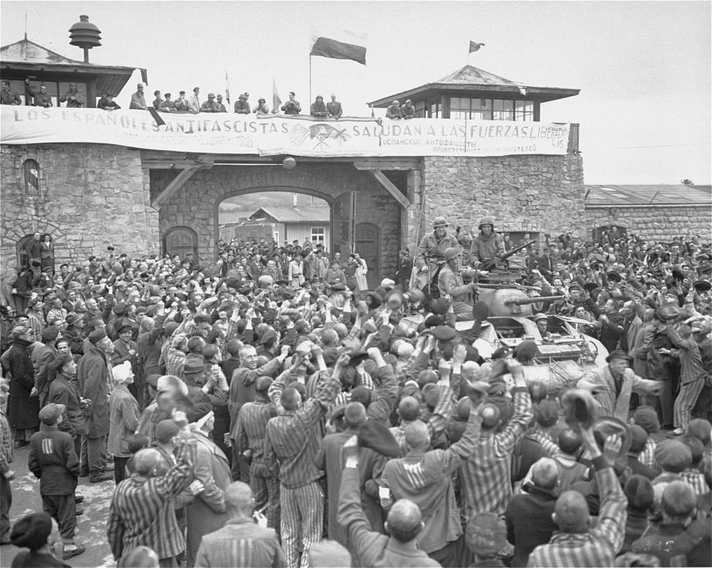deportati politici liberazione mauthausen