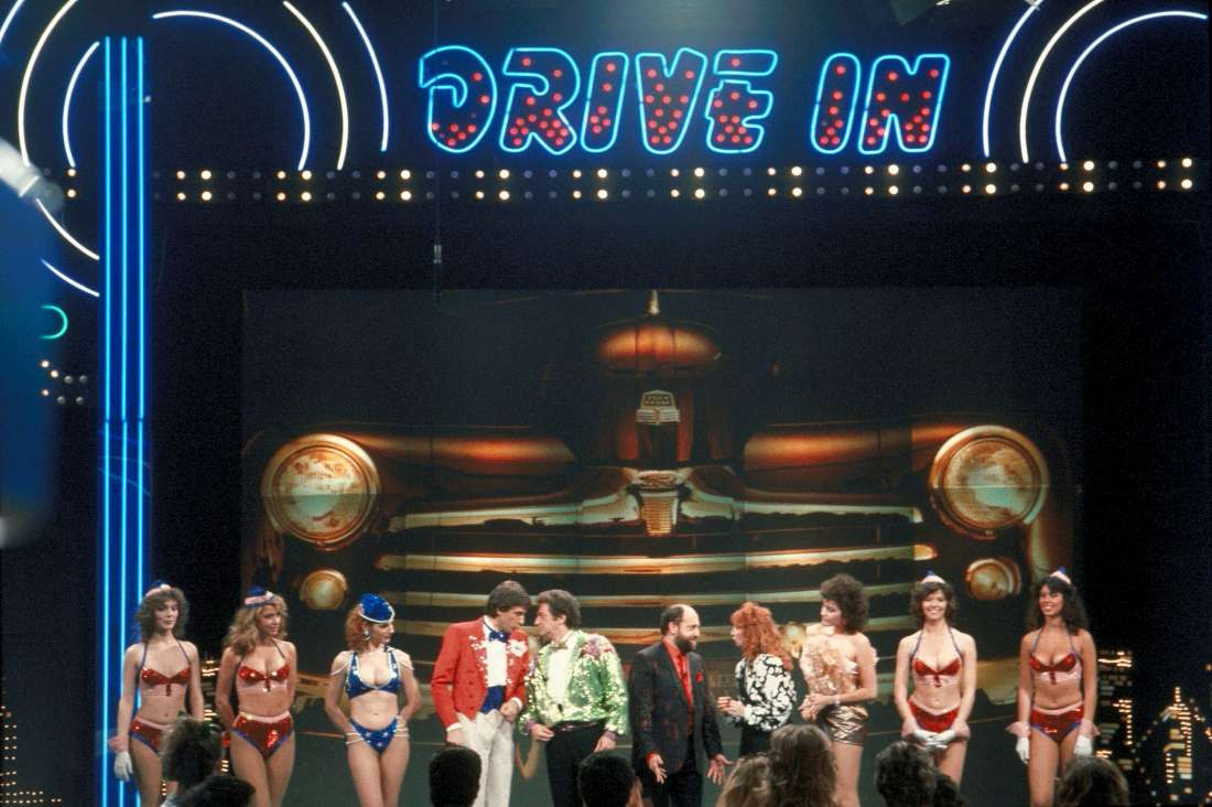 Drive In e la fast TV