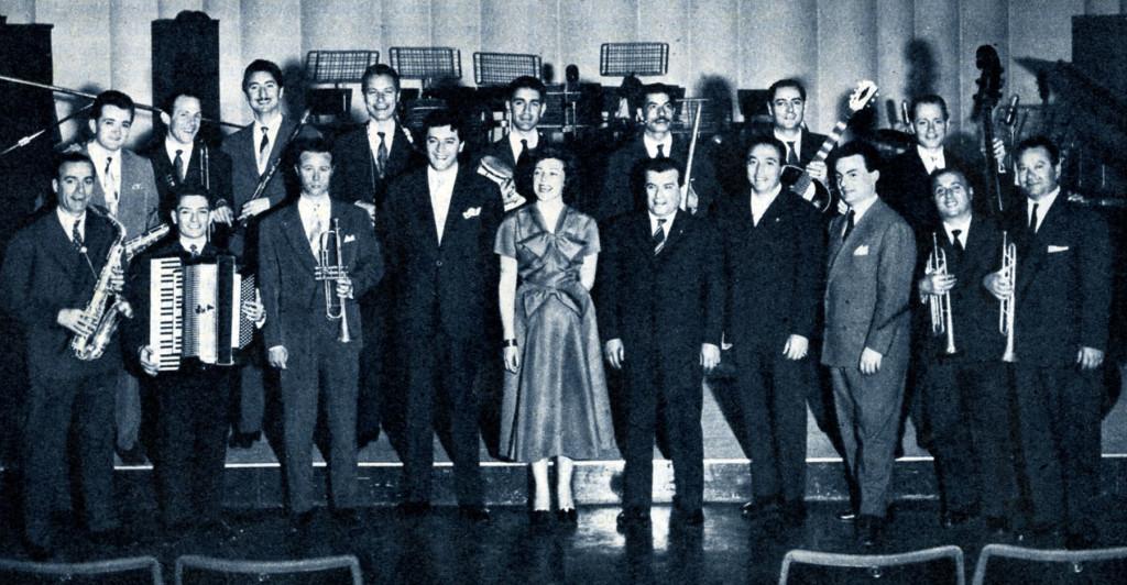 musica leggera dopoguerra