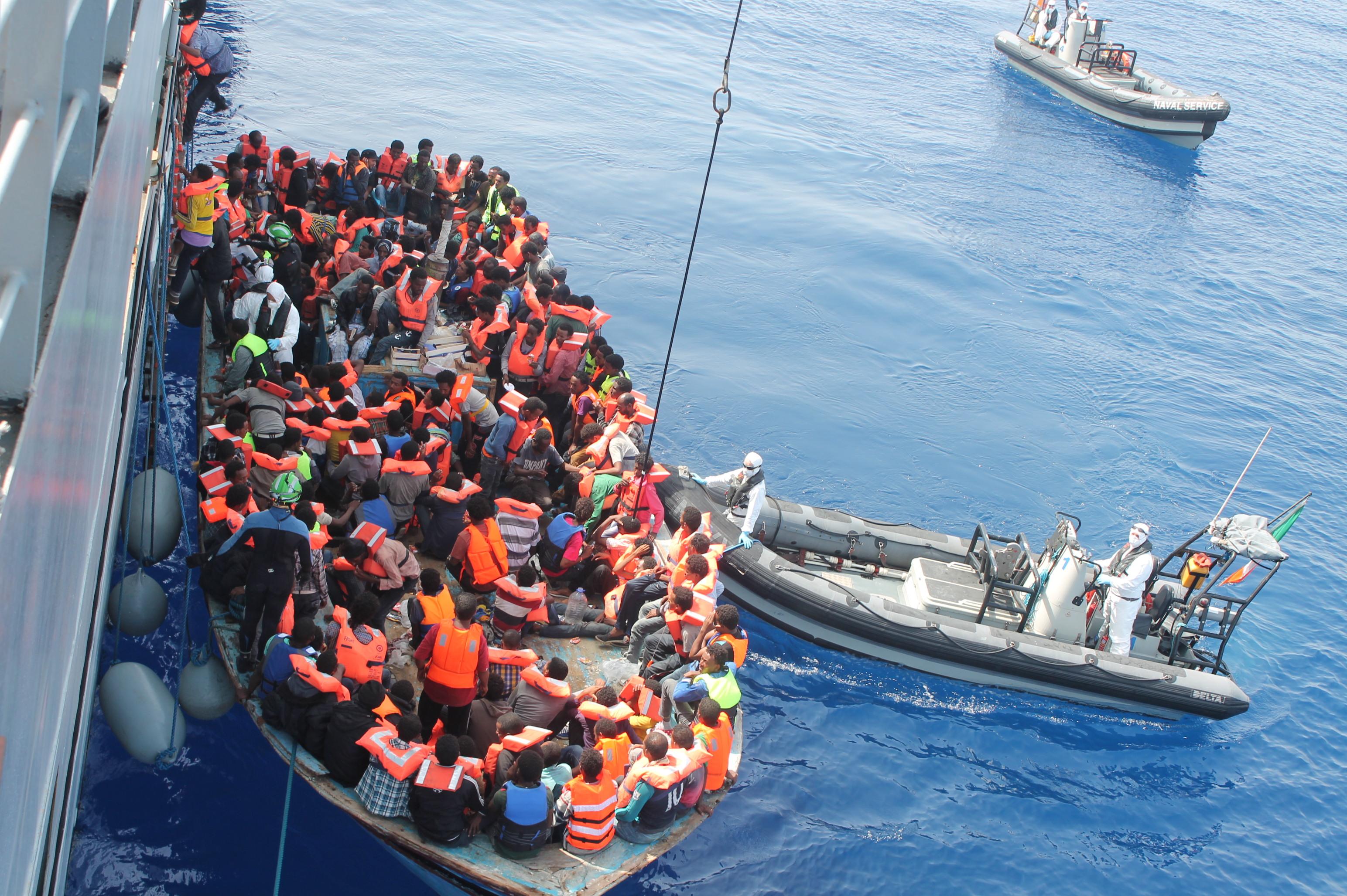 Globalizzazione, guerre, migrazioni. 3 ottobre 2013: il naufragio di Lampedusa