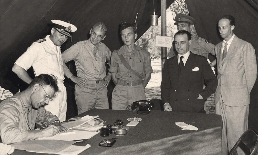 8 settembre 1943: morte della Patria, nazione allo sbando o occasione di riscatto?