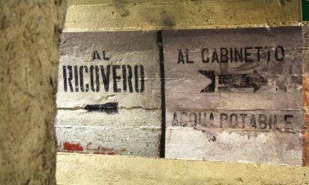 Apprendere la storia nei bunker