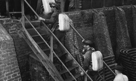 Pane e carbone. L'emigrazione italiana in Belgio nel decennio 1946-1956