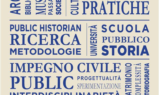 La public history. Ovvero della funzione civile della storia