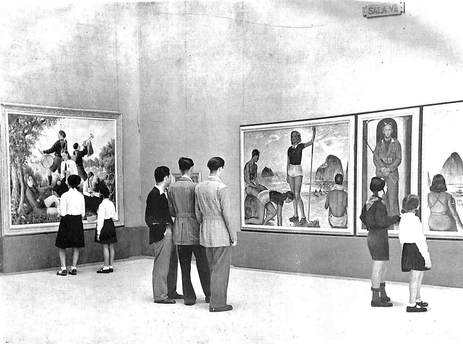 Il Regime Dellarte Premio Cremona 1939 1941 Novecentoorg