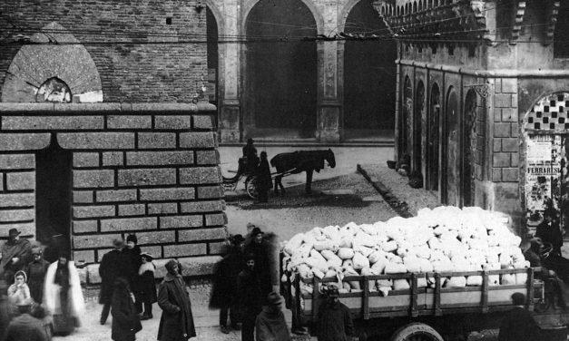 Il problema dell'alimentazione durante la Prima guerra mondiale