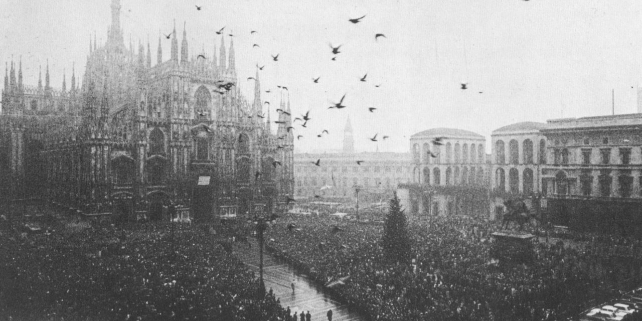 """""""Piazza Fontana. Il processo impossibile"""""""