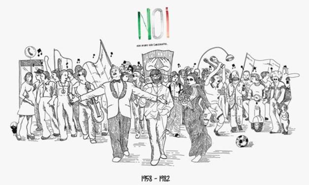 Fare la storia del secondo Novecento con le canzoni italiane
