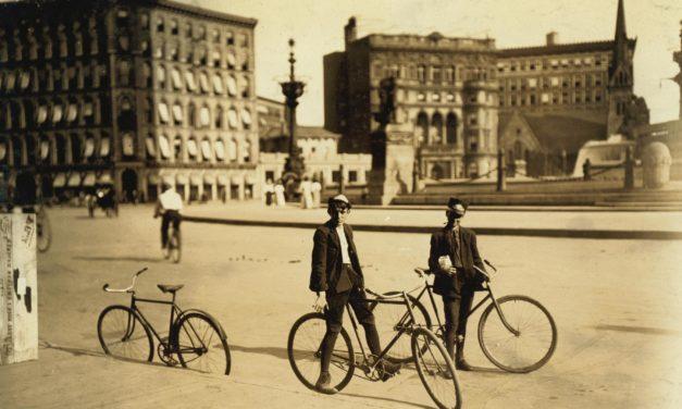 Bicicletta e storia d'Italia (1870-1945). La modernizzazione su due ruote